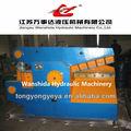 Q43-630 chatarra reciclaje de metal de corte de la máquina/de corte de metal