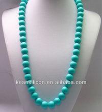 Easy Beading Turquoise Necklace