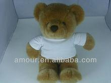 plush teddy bears stuffed bears with blanket T-shirt