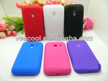 Mobile Phone Silicon case cover for Samsung Galaxy Ace Plus S7500