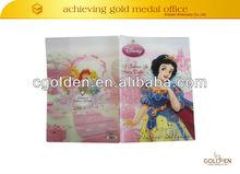 2013 new design princess pp book cover