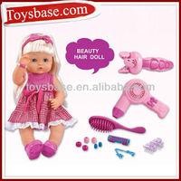 16 inch wholesale plastic kewpie dolls