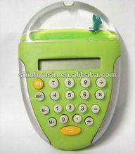 promotional plastic pocket calculator