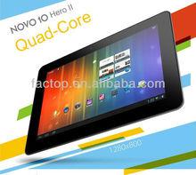 Ainol Novo 10 Hero ii (Second) Quad Core New Model 1.5GHz 10inch Tablet 2013