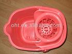 high quality plastic mop strainer bucket 906C