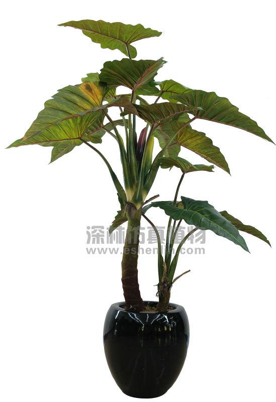 Outdoor indoor artificial rainbow decoration artificial for Artificial plants indoor decoration