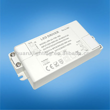12v ac transformer Triac Dimmable 24W led driver constant current and constant voltage 12/24V for indoor led lighting led lamp
