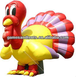 inflatable giant turkey balloons manufacturer F1027