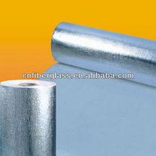 High tensile strength Fiberglass aluminium insulation tape FD-EG106AL
