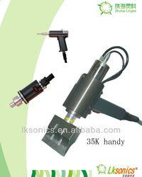Handheld Ultrasonic Spot Welding