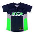 sublimada athletic apparelings de béisbol con alta calidad