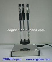 magnetic levitating display suspending display nice floating pen display