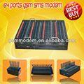 Wavecome modem gsm modem usb 8/16/32/64 ports q2406/q24plus/sms en vrac fournisseurs
