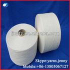 100% cotton slub yarn