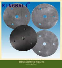 Custom shape of thermal conductive graphite gasket sheet