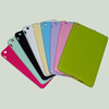 cheap simple non-slip colorful shining tpu case for ipad mini