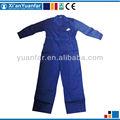 Yuanfar yf-cw-02 100% de algodón o tc sobretodo los trabajadores