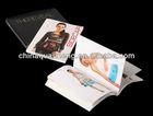 A5 brochure gloss art paper brochure printing