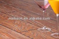 pvc wood flooring roll