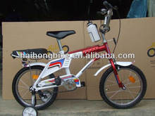 High grade with caster wheel bmx bike for child in competitive price