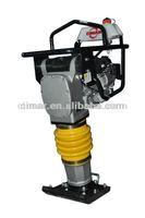 66kg petrol tamping rammer with HONDA GX120