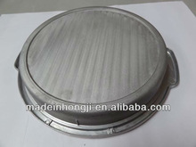 aluminum cookware parts with teflon surface