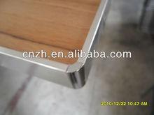 aluminum edge banding acrylic edge banding kitchecabinet door accessories,abs edge banding;double color edge banding
