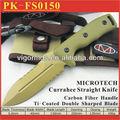 """( Pk-fs0150 ) 10.5 """" MICROTECH Currahee droite tactique couteau de chasse"""