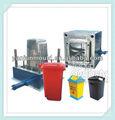 industrial papelera de basura del molde