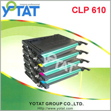 laserjet toner cartridge Compatible CLP 610 CLP610 for use with Samsung Samsung CLP-610N 660