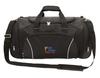 nice duffel bag with shoe storage