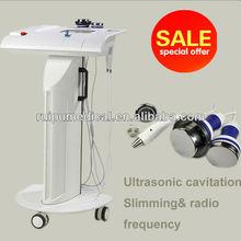2013 Spa Salon Top!!! HKS880 Master Hot Tripolar RF+Cavitation Slimming Device