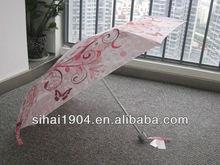 lady fashion fold rain fold