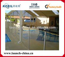 Aluminium Fencing,anodized aluminium fence,aluminium profile glass fence