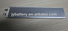 PSP,PDA,MP3,MP4,MP5 flat cell lithium ion battery