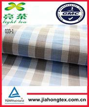 2014 new 50s fli-a-fil check poplin fabric