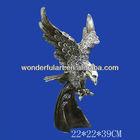 home decoration resin eagle sculpture