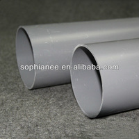 Large UPVC 200mm Agriculture Irrigation Tube