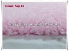 China Polyester velvet fabric Suppliers Cheapest Cotton Velvet 100% Polyester quilting fabric