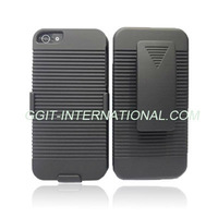 For Iphone 5 Dual holster combo case