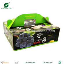 HANDLE FRUIT&FOOD CUSTOM PACKING BOX