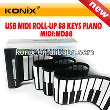 usb midi piano ableton