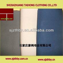 100% Cotton 20*16 100*50 blue yellow plaid fabric