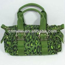 green fresh travel folding bag for woman 2013