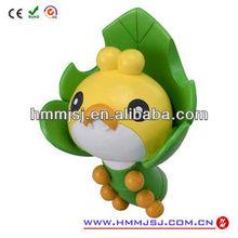 mini plastic bird toy