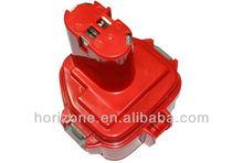 Replacement for Makita 12V battery 1200 1202 6211D 8411D Power Tool Battery 2300mAh 12V Ni-Mh