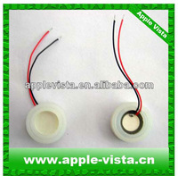Ultrasonic scrubber transducers