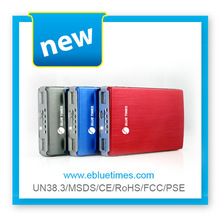 1 year warranty mobile power bank 8000mAh for tablet
