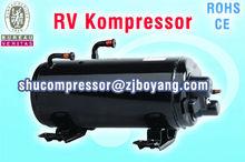 R407 QHC Cooling Kompressor For Recreational Vehicles Motor Homes Roadhouse Camper Vans