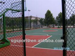wholesale factory direct basketball court flooring/interlocking sports flooring